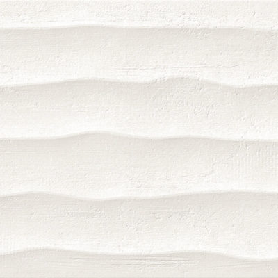 SURFACE WHITE DC WAVES 3D